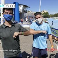 Campeonato de España Sub23 jornada sábado de mañana