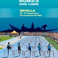 El nacional Sub23 se celebra este próximo fin de semana en Sevilla