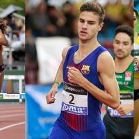 El Miting Internacional D´Atletisme Ciutat de Barcelona deja seis mejores marcas españolas de la historia en (300m vallas, 500m y milla)