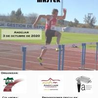 Este próximo sábado se celebra el Campeonato de Andalucía Máster en Andujar