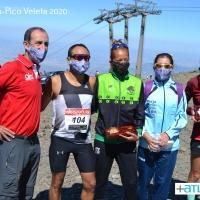 Cerca de 500 participantes en la 36ª Subida Granada-Pico Veleta 2020 con triunfo de Grantham Lee y Janine Lima