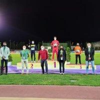 Andalucía ocupa la 4ª posición en los XLV Campeonato de España de Federaciones Autonómica