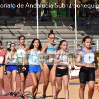 Más de 1.100 fotografías del Campeonato de Andalucía por equipos Sub14