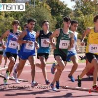 Siete medallas han conseguido los atletas cordobeses en el Campeonato de Andalucía Sub16 en su paso por Córdoba (Galería Fotográfica 1.500 fotos)