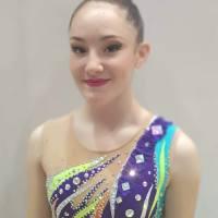 La gimnasta Angela Dorado clasificada para el Campeonato de España individual