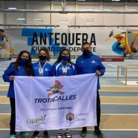 Buenos resultados de los atletas cordobeses en el Andaluz Sub23