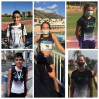 Fin de semana de controles para el Club Atletismo Gedysa