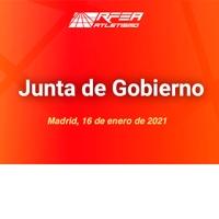 Diseñando el futuro, primera Junta de Gobierno de la RFEA