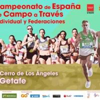 Campeonato de España de Campo a Través Individual y por Federaciones Autonómicas será el día 28 en Getafe (Madrid)