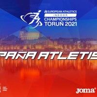 Selección Española para el 36º Campeonato de Europa en Pista Cubierta que se disputará en Torun (Polonia), del 4 al 7 de marzo