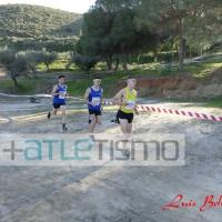 Brillante jornada dominical del Campeonato de Andalucía de Campo a Través