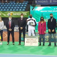 Récord del Mundo para Grant Holloway, el estadounidense regala a Madrid un plusmarca mundial en 60m vallas (7.29)