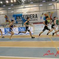 Cerca de 1.800 fotos de una trepidante jornada dominical en el Campeonato de España Sub20 celebrado en Antequera