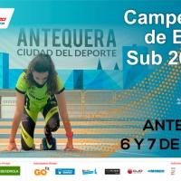 Las mejores marcas Sub20 se dan cita este próximo fin de semana en Antequera