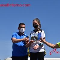 La localidad sevillana de Casariche abre el XI Circuito de Cross Miguel Ríos con una altisima participación