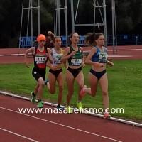 Chiki Pérez y Maitane Melero, campeones de España de 10.000m en Torrevieja