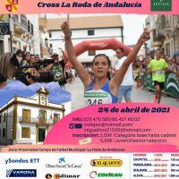 La Roda de Andalucía acoge la segunda prueba del XI Circuito de Cross Miguel Rios este próximo sábado