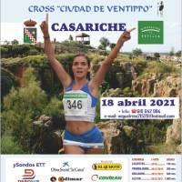 """Horarios y distancias para el Cross """"Ciudad de Ventippo"""" (Casariche.Sevilla)"""
