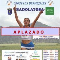 Última hora, aplazado nuevamente el Cross de Badolatosa, prueba perteneciente a XI Circuito Cross Miguel Rios