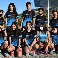 La atleta Baenense Cristina Ariza se proclamó el subcampeona de Andalucía de Deporte Base de Carreras por Montaña