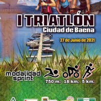 Nace el I Triatlón Ciudad de Baena
