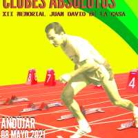 Mañana en la localidad Andújar se celebra el Campeonato de Andalucía de 1ª División