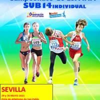 Siete atletas cordobesas clasificadas para el Campeonato de España Sub14 Individual
