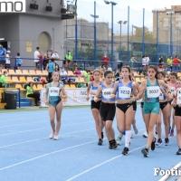 Nutrida participación en el Campeonato de Andalucía Occidental Sub14