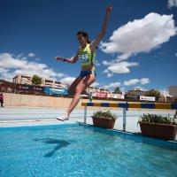 La cordobesa Irene Rancaño bate el récord provincial de 3000m obstáculos (10:54.93)