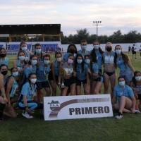 Triunfo también mujeres en el Campeonato de Andalucía 1ª División