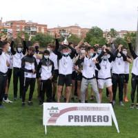 Granada joven vence en el Campeonato de Andalucía de 2ª división