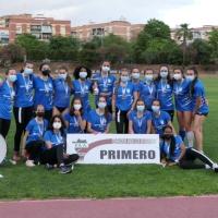 El Club Chapin se hace con el triunfo en el Campeonato de Andalucía de 2ª división
