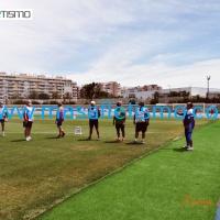 Interesante jornada de mañana en este primer día del Campeonato de España Máster