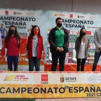 Getafe, preparado para acoger el Campeonato de España absoluto